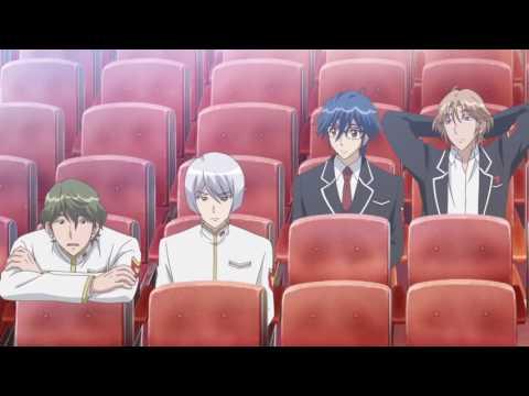 OVA [ Binan Koukou Chikyuu Bouei-bu LOVE! LOVE! LOVE! ] PV