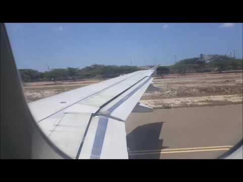 Jetblue A320 Aruba - New York (JFK) Full Flight