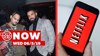 Top Netflix Picks + New Music From Chris Brown Feat. Drake!