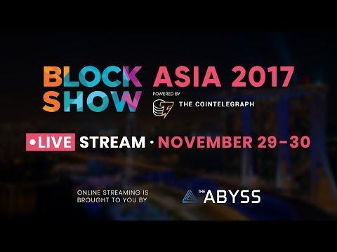 BlockShow Asia 2017