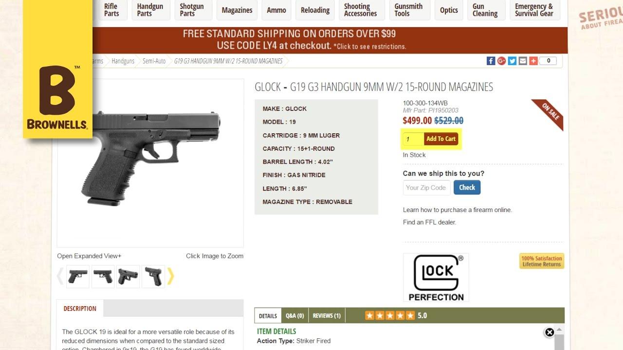Buy Guns Online - YouTube