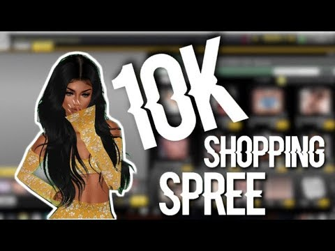10k shopping spree + Look Book