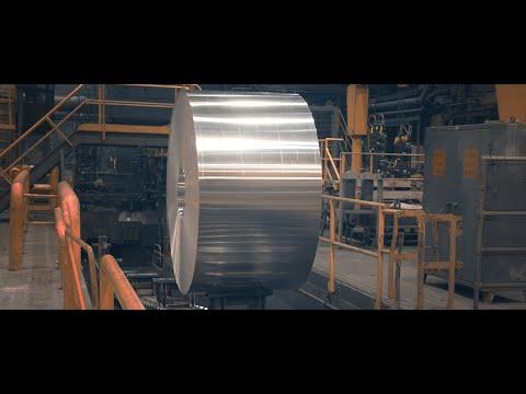 Alcoa Aluminum Rolling Mill