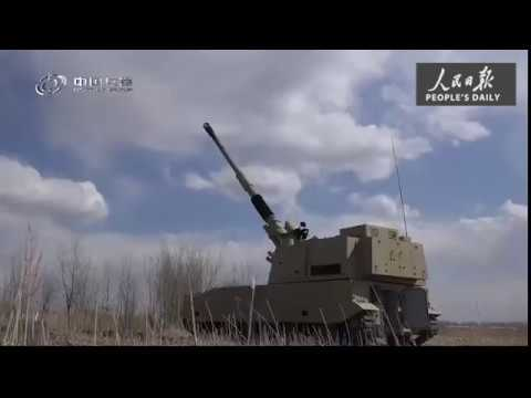 China North Industries Group Corp's new promo video shows the development of PLA weapons & equipment