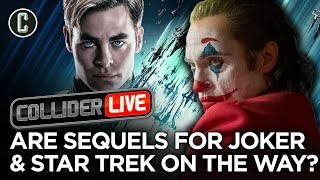 WTF With This Joker Sequel? + Noah Hawley Star Trek Movie! - Collider Live #265