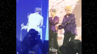 Min Hyun double focus- Love Paint