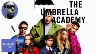 The Umbrella Academy - The Binge List Review thumbnail