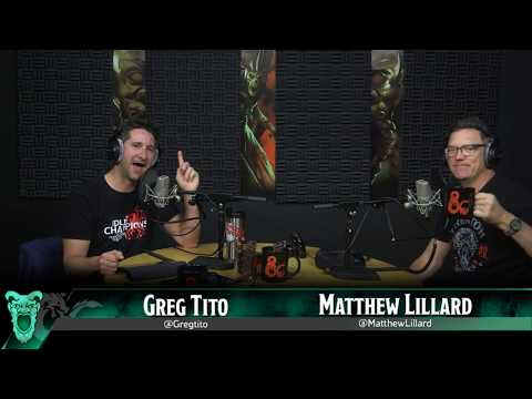 Dragon Talk: Matthew Lillard, 9/20/17