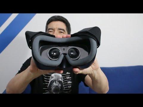 Samsung Gear VR 2016 Version First Look