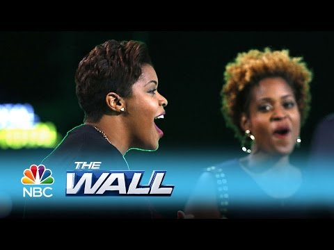 The Wall - How Adorable Are These Ladies!? (Episode Highlight)