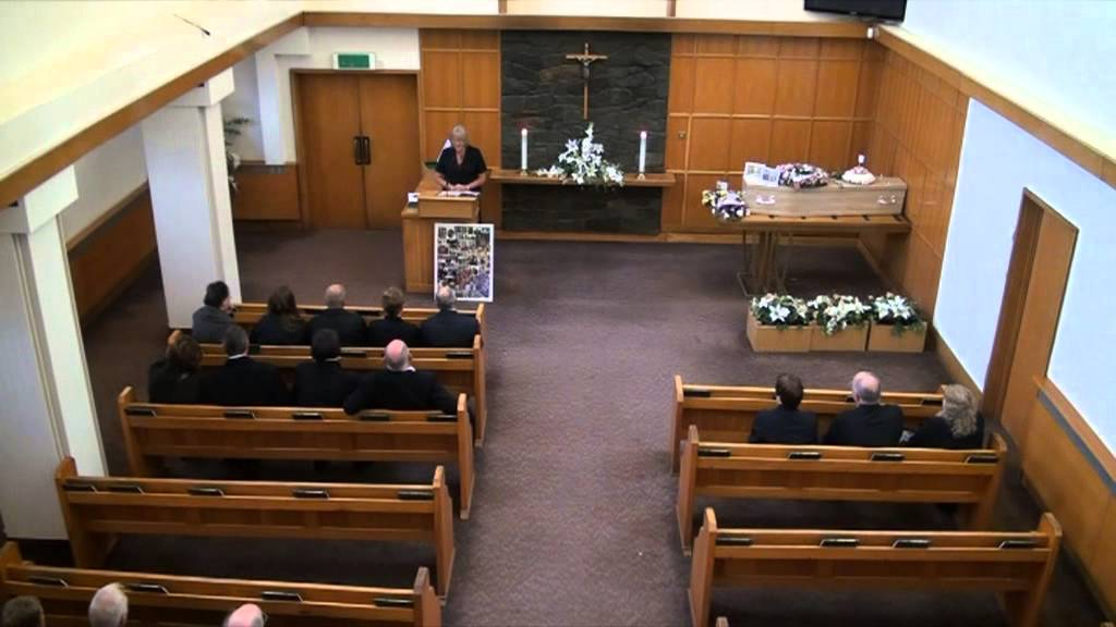 The funeral of Maria Miller - YouTube