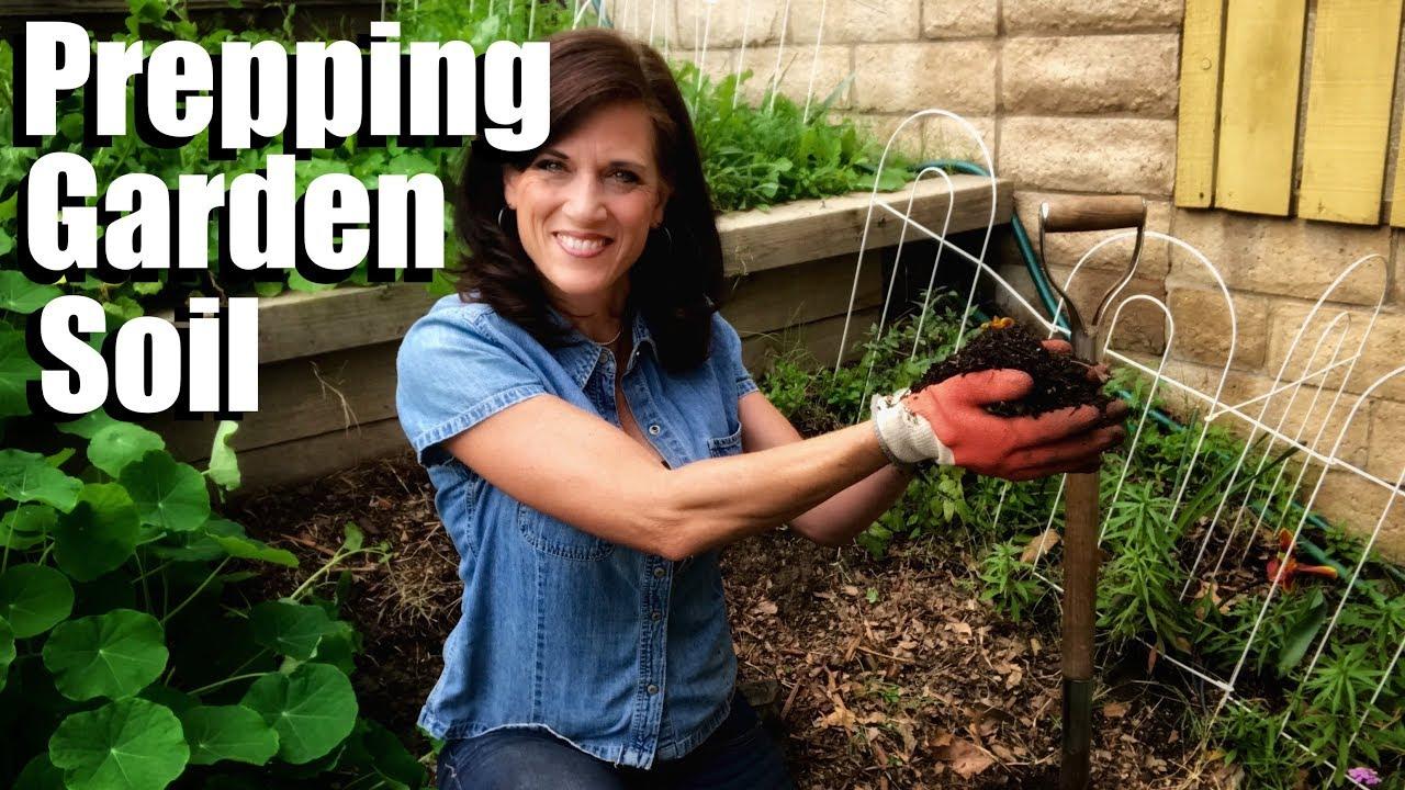 Garden Soil For Planting Vegetables