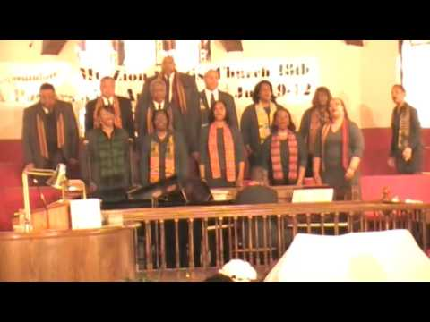 He Has Done Marvelous Things - The Mt Zion Ensemble