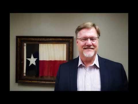 Curtis Parrish Discusses His Qualifications For Lubbock County Judge