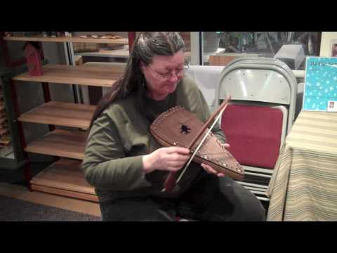 Tish Westman plays the Bowed Psaltry @ The Tamarac...