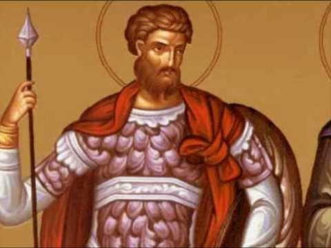 Άγιος Ανδρέας ο Στρατηλάτης και οι δύο χιλιάδες πεντακόσιοι ενενήντα τρεις Μάρτυρες, που μαρτύρησαν μαζί μ' αυτόν