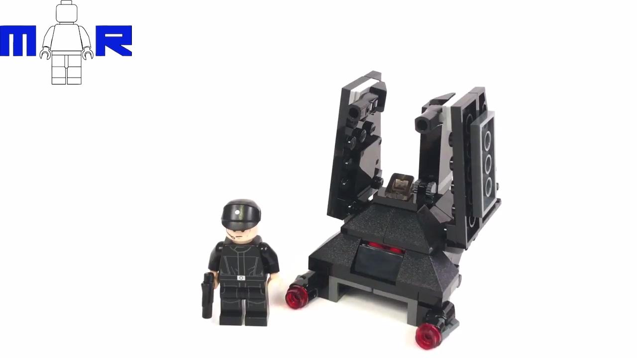 LEGO 75163 Krennic/'s Imperial Shuttle Microfighter Set Brand New