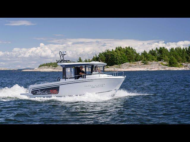 Merry Fisher 695 Marlin Série2 - Jeanneau