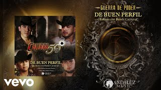 Calibre 50 - De Buen Perfil (Lyric Video) ft. Banda Carnaval thumbnail