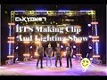 BTS Making Clip M.A.T.S - NALAR and Lighting Show at Focus Production Warehouse