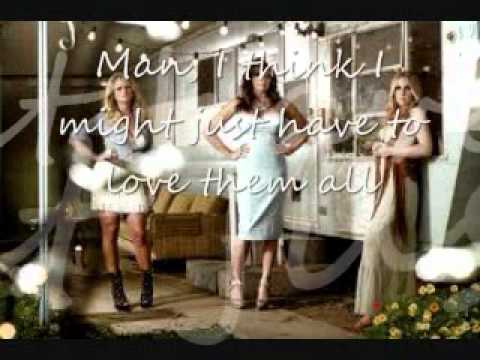 Pistol Annies - The Boys From The South [Lyrics on Screen]