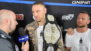 Kerim Engizek: MMA ist die Zukunftssportart in Deutschland - GMC 16 Interview