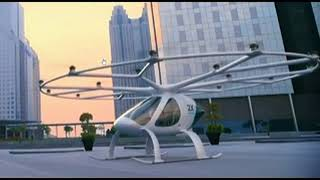 Volocopter Looks to Have Flying Taxis Within Three Years
