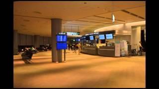 [Sound] Announcements at Narita Airport【環境音・放送】成田空港第2出発