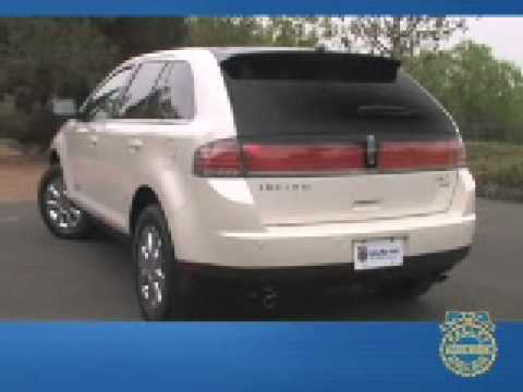 2008 Lincoln MKX Review - Kelley Blue Book