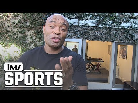 Anderson Silva 'Accepts' Conor McGregor Fight Challenge, 'It's Not About Money' | TMZ Sports