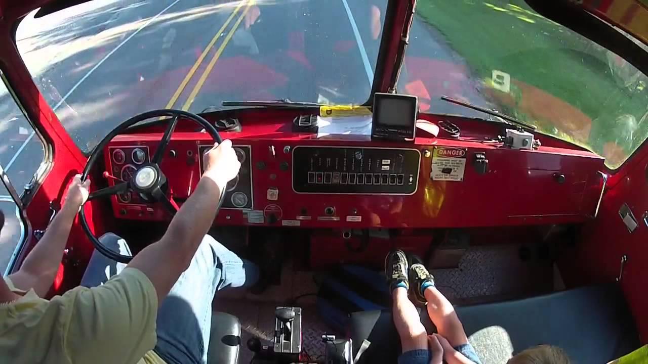 1985 Seagrave Fire Truck