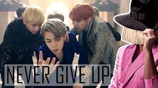 [FMV] BTS - Never Give Up (Sia) | Tradução PT-Br