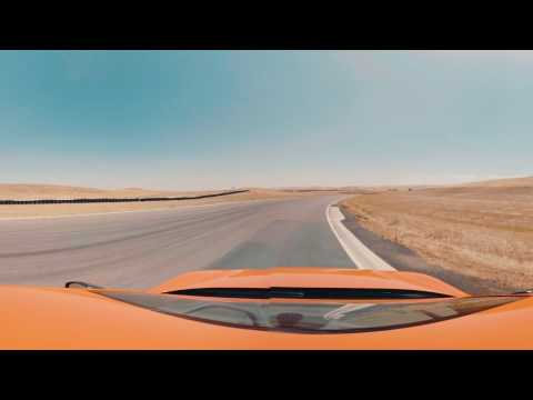 Take a ride in the Audi R8 in 360 degrees