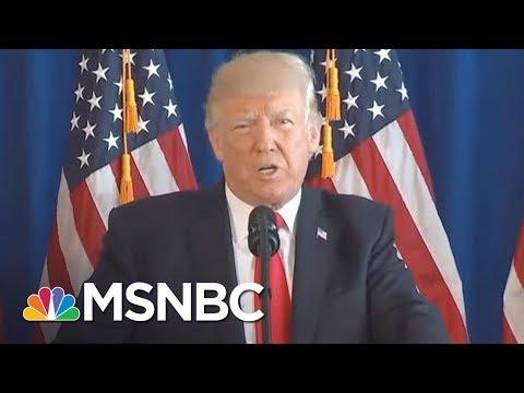 Should 'Explosive' Donald Trump Dossier Be Made Public?   AM Joy   MSNBC
