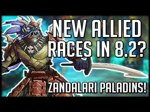 NEW ALLIED RACES?! Goblin and Worgen Model Updates | WoW News