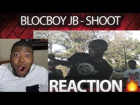 BlocBoy JB Shoot Prod By Tay Keith Official Video   REACTION 