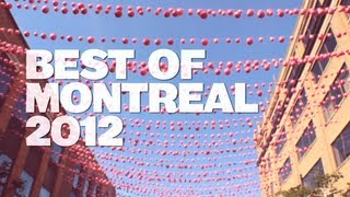BEST OF MONTREAL 2012