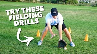 Infield Drills You Can Do By Yourself!