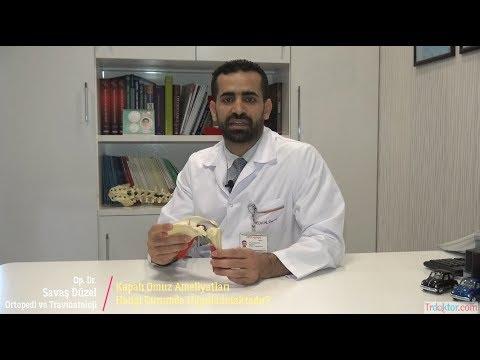Kapalı Omuz Ameliyatları Hangi Durumda Uygulanmatadır? -Trdoktor.Com