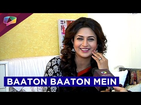 Divyanka Tripathi Doesn't Use Glycerine Rather Feels The Emotion