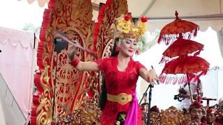 Joged Kolaborasi Di festival Tanah Lot