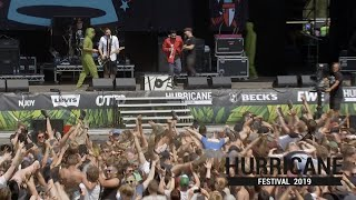 zebrahead - Mike Dexter (Live at Hurricane Festival 2019)