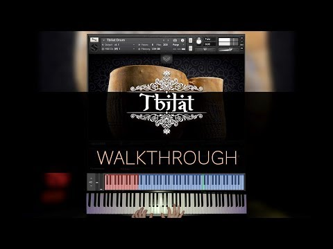 Tbilat by Soundiron Walkthrough