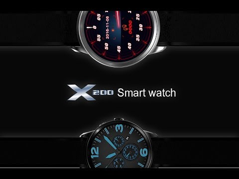 Lemado X200 Smart Watch