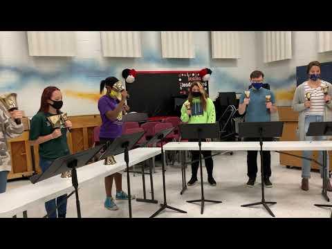New Addition to the Lake Center Christian School Music Department - Handbells