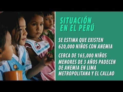 En el Perú, el 43.6% de los niños de 6 a 35 meses sufre de anemia [HOY EN SALUD]