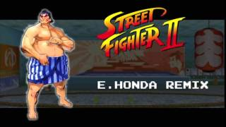 Street Fighter 2 - E.Honda Remix