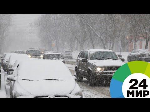 Зима нипочем: как Якутия, Колыма и Ставрополье справляются с холодом и снегом - МИР 24