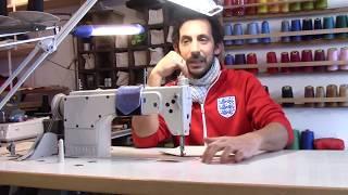 The Sewing Man – Amnon Lipkin