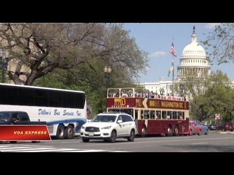 Mùa du lịch vắng khách tại Washington DC